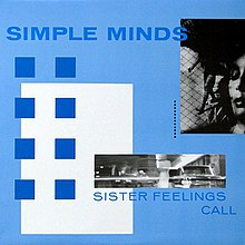 Image result for simple minds sister feelings call