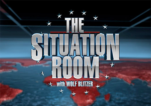 The Situation Room with Wolf Blitzer - Former title card