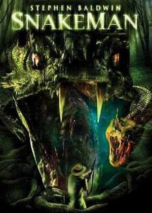Snakeman (film) - Image: Snake Man