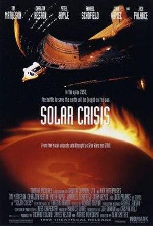 Solar Crisis (film) - Film poster