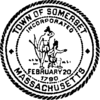 Official seal of Somerset, Massachusetts
