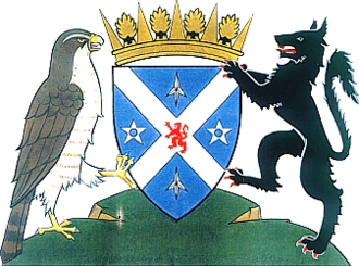 Stirling (council area) - Image: Stirling arms