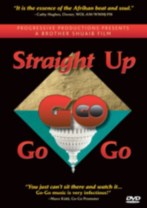 Straight Up Go-Go - Image: Straight Go Go poster