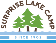 Surprise Lake Camp logo.png
