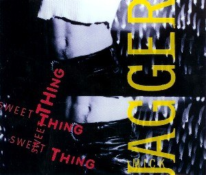 Sweet Thing (Mick Jagger song) - Image: Sweet Thing (Mick Jagger song) cover