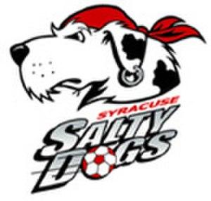 Syracuse Salty Dogs - Alternate Salty Dogs logo