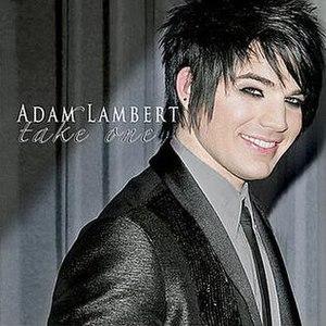 Take One (Adam Lambert album) - Image: Take One Cover