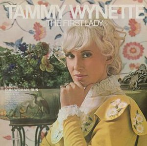 The First Lady (album) - Image: Tammy Wynette The First Lady
