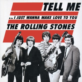 Tell Me (The Rolling Stones song) - Image: Tellmestones