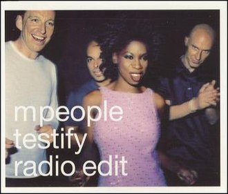 M People — Testify (studio acapella)