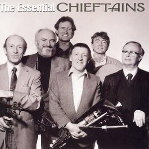 The Essential Chieftains - Image: The essential chieftains album