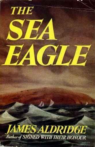 The Sea Eagle - First US edition (publ. Little, Brown)