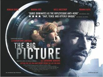 The Big Picture (2010 film) - UK release poster