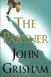 <i>The Partner</i> novel by John Grisham