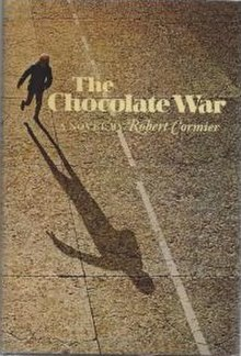 chocolate war essay questions The chocolate war by robert cormier essay - the chocolate war by robert cormier in the novel the chocolate war robert cormier (the composer) has created real people involved in situations and conveying the themes of bullying, manipulation, cruelty, power, disturbance and victimization.