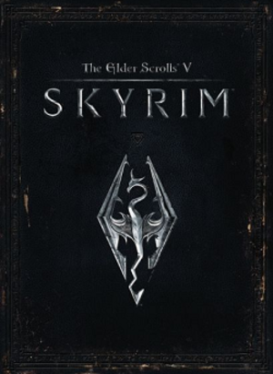 The Elder Scrolls V: Skyrim - Image: The Elder Scrolls V Skyrim cover