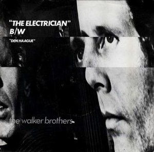 The Electrician (song) - Image: The Electrician sleeve