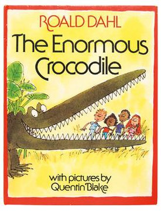 The Enormous Crocodile - First edition