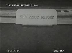 La Frost Report-malfermaĵtitle.jpg