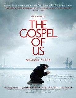 <i>The Gospel of Us</i> 2012 film by Dave McKean