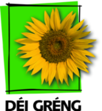 The Greens (Luxembourg) - The party's former logo