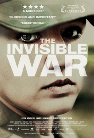 The Invisible War - Image: The Invisible War Poster