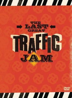The Last Great Traffic Jam - Image: The Last Great Traffic Jam DVD cover