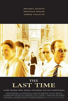 The Last Time (2006 film) poster.jpg