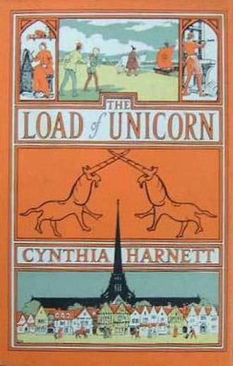 The Load of Unicorn - Front cover of first edition