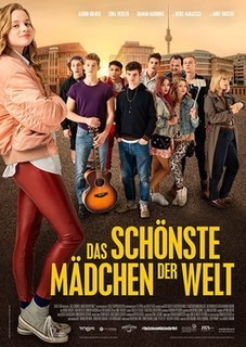 <i>The Most Beautiful Girl in the World</i> (film) 2018 German film