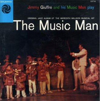 The Music Man (album) - Image: The Music Man (album)