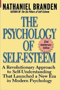 <i>The Psychology of Self-Esteem</i> Non-fiction book by Nathaniel Branden