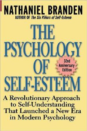 The Psychology of Self-Esteem - 32nd anniversary edition cover
