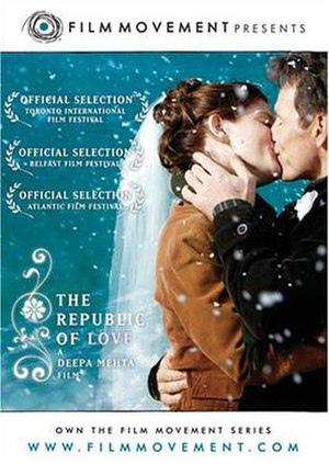 The Republic of Love - Image: The Republic of Love film