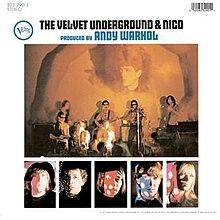 The Velvet Underground Amp Nico Wikipedia