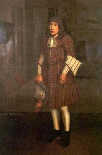 1721 in Ireland - Thomas Dogget