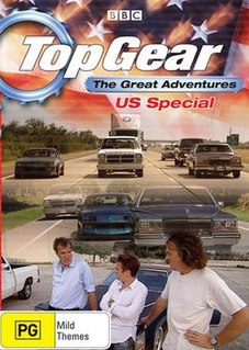 <i>Top Gear: US Special</i>