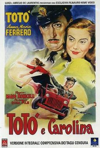 Totò and Carolina - Film poster