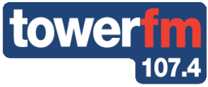 Tower FM - Tower FM logo used from 2010 to 2016.