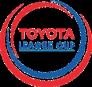 Thai League Cup - Image: Toyota league cup