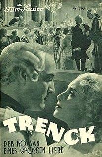<i>Trenck</i> (film) 1932 film