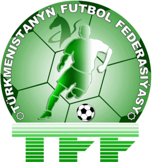 Turkmenistan national football team - Image: Turkmenistan FA