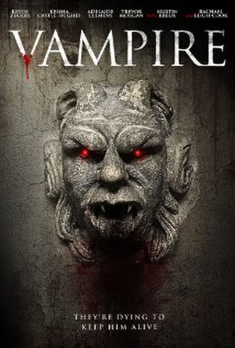 Vampire (2011 film) - Image: Vampire 2011Iwai Film Poster