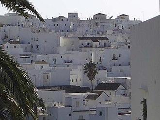 White Towns of Andalusia - Vejer de la Frontera