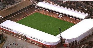 Victoria Ground football stadium