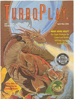 <i>TurboPlay</i> msgazine