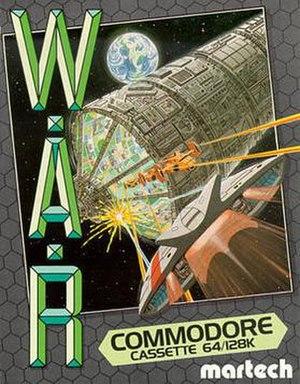 W.A.R. - Cover art