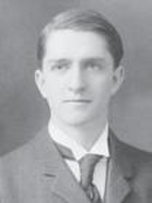 W. H. Lillard - Lillard as Dartmouth coach in 1909