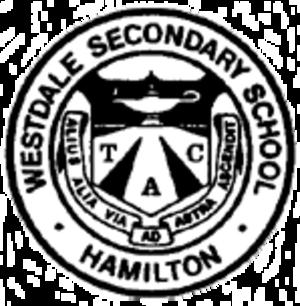 Westdale Secondary School - Westdale crest