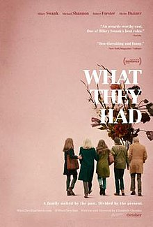 What They Had - Wikipedia